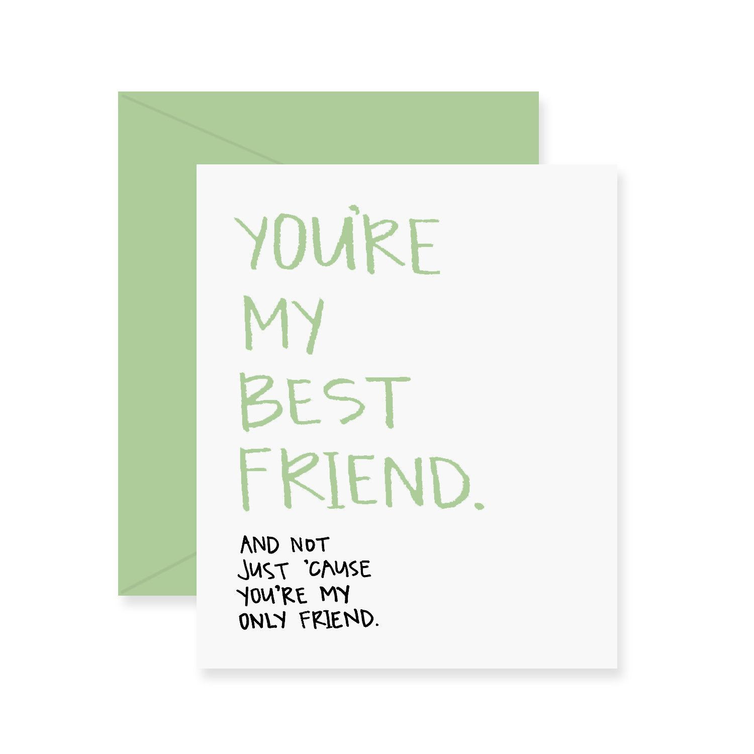 Best Friend Greeting Card Greetings Pinterest Products