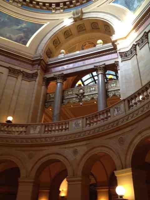 Minnesota Capitol Tour: Insightful, Informative, Inspiring