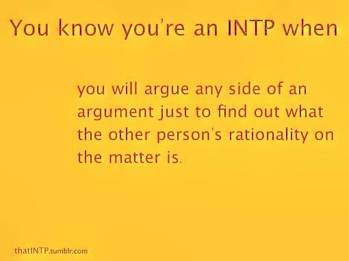 INTP Personality | INTP Personality Type