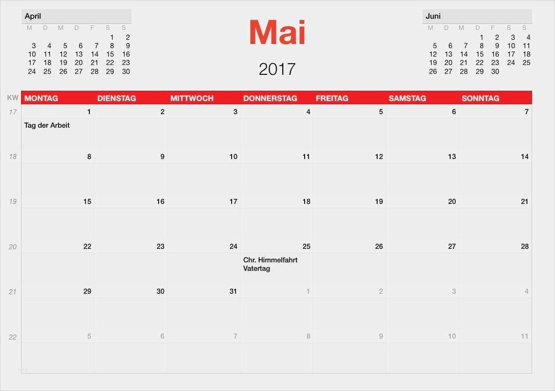37 Elegant Vorlage Kalender 2017 Abbildung in 2020 ...