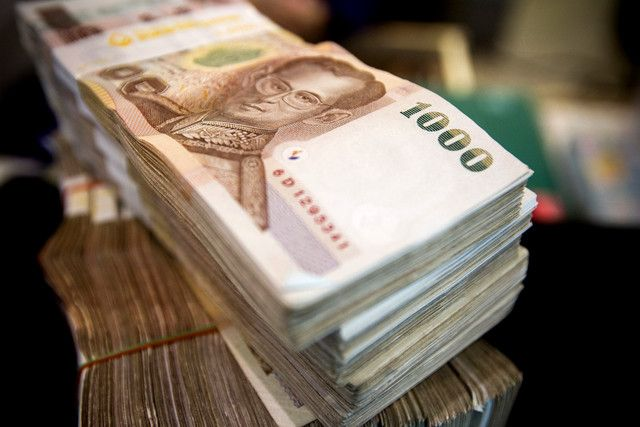 Economy Thai Baht Is The Currency Of