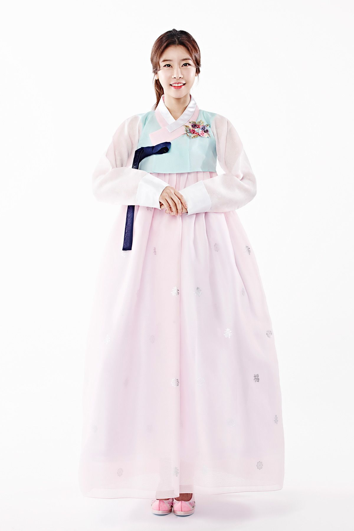 Reject the Binary in 2020 Korean traditional dress
