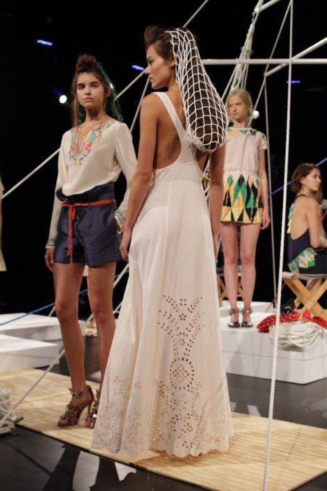 Out to Sea with Candela SS14 | Moda and Estilo