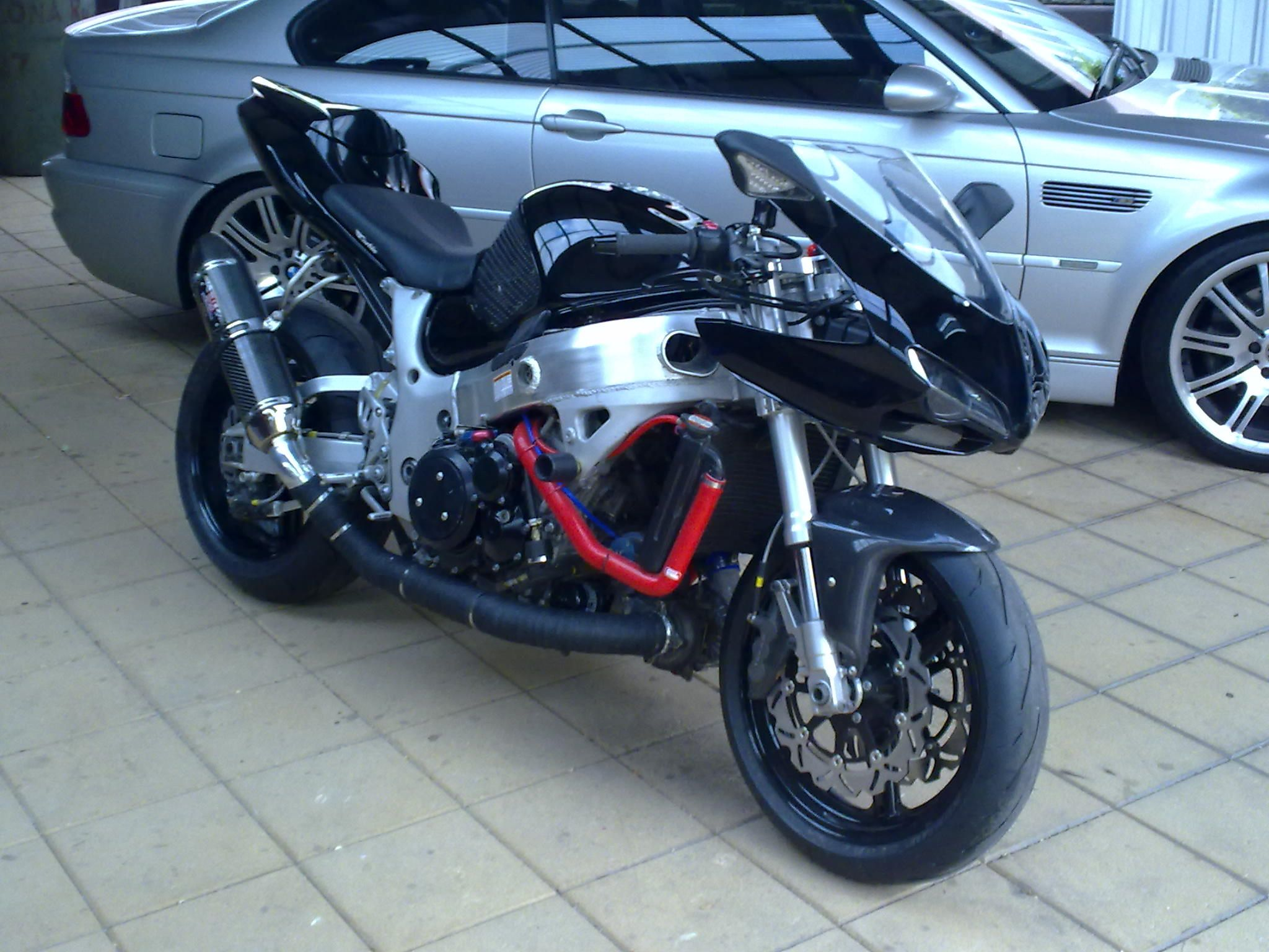 Images of Gsxr Streetfighter Conversion - #rock-cafe