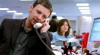 John Simm as Cal McCaffrey in State of Play
