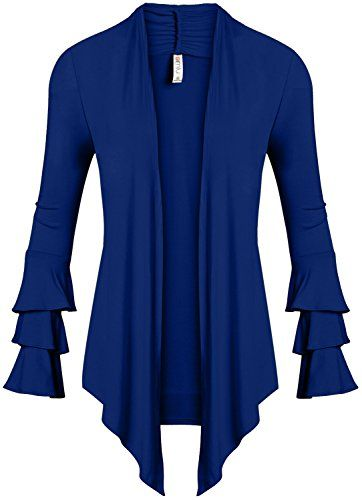 $18.99 Royal Blue Cardigan for Women Royal Blue Cardigan Sweater ...