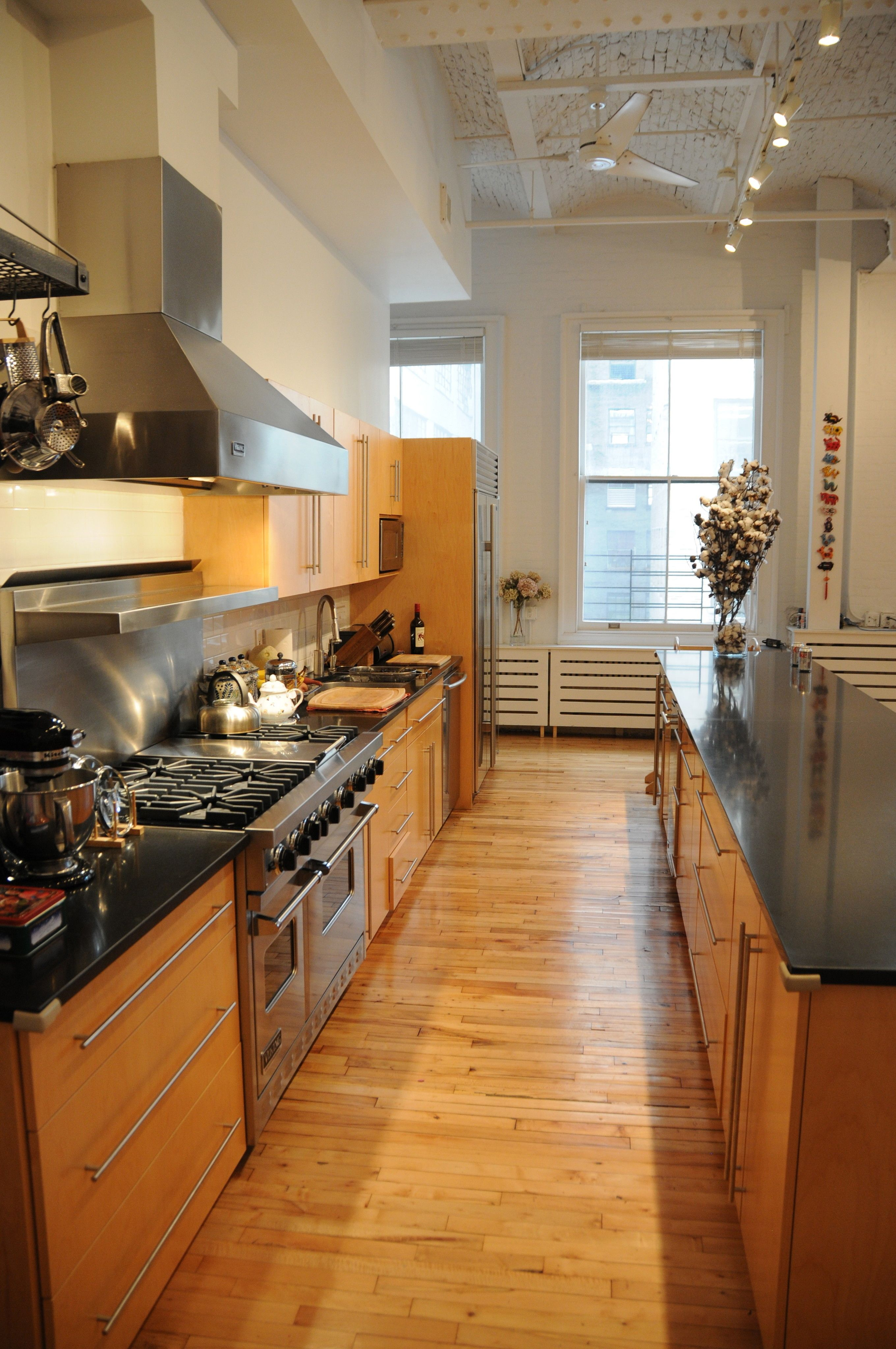 eco friendly design of apartment therapy kitchen with laminate ...