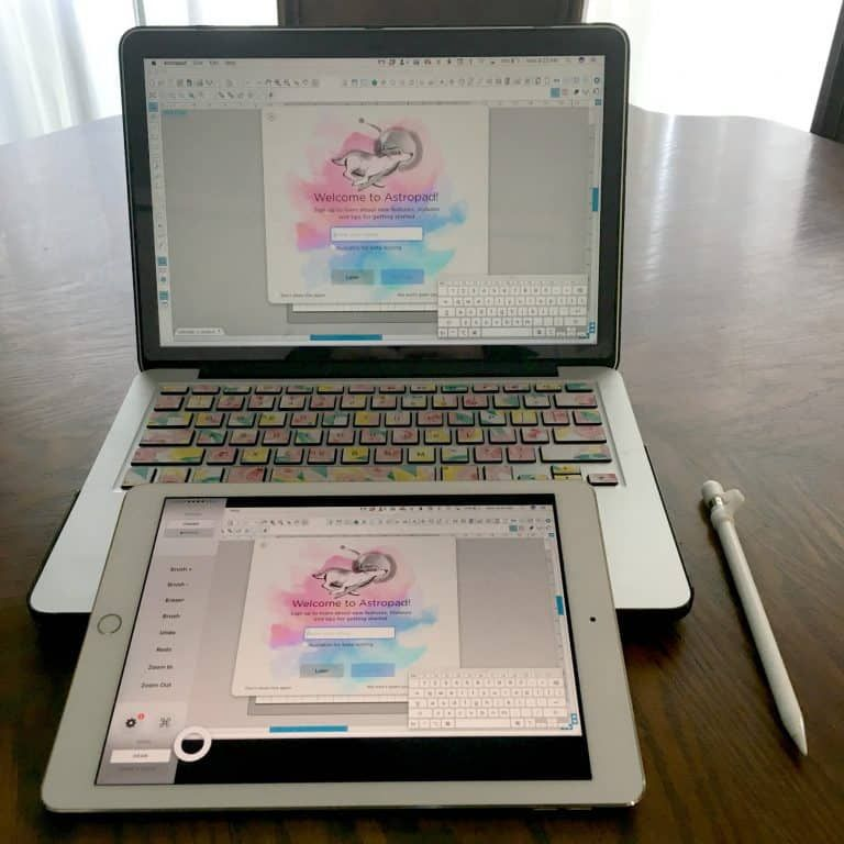 Tutorial: How to Use iPad Pro as a Drawing Tablet in Silhouette Studio - Cutting for Business