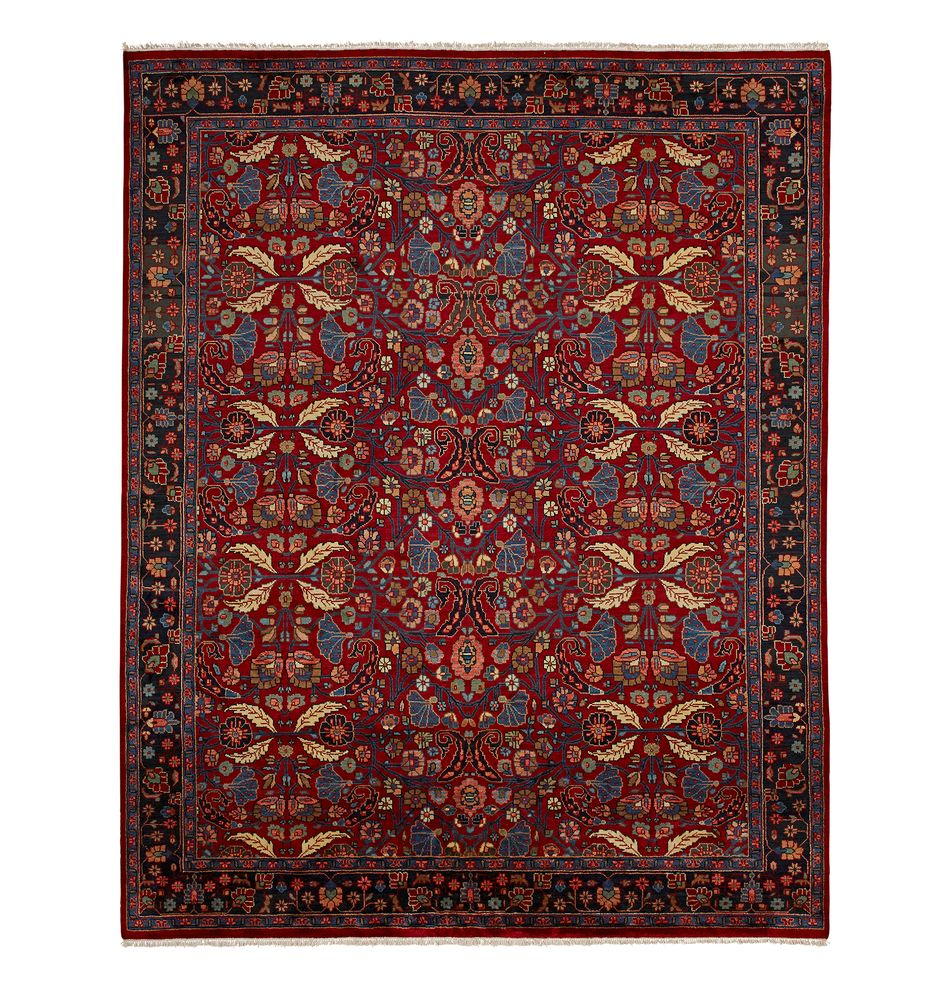 Roberts Hand Knotted Rug 8 X 10 E4214 Hand Knotted Rugs Rugs Frame Wall Decor