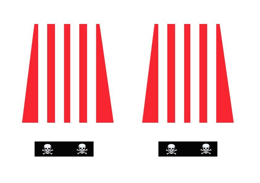 Piratensegel Vorlage Jpg 842 595 Pixel Piratengeburtstag Piratenparty Piraten Party