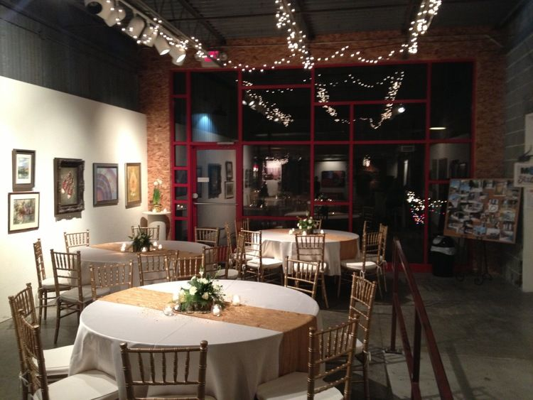 Gallery Rental Orr Street Studios Wedding Planning On A Budget