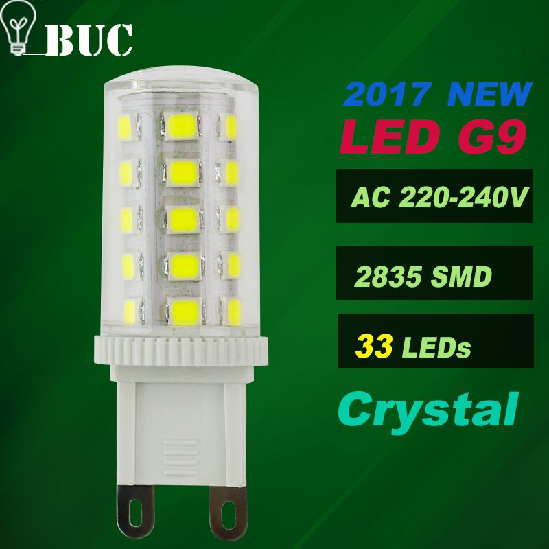 NEW arrival led G9 lamp LED 220V bulb Warm white cold white SMD 2835 ...
