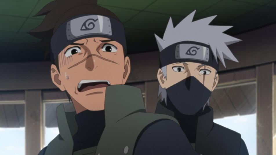 Naruto Anime naruto, Anime, Kakashi