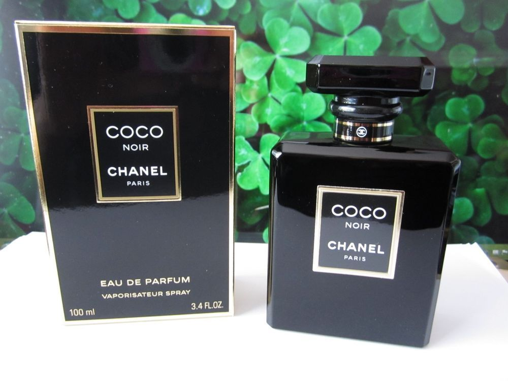 Coco Noir By Chanel 34 Fl Oz 100 Ml Eau De Parfum Womens Spray
