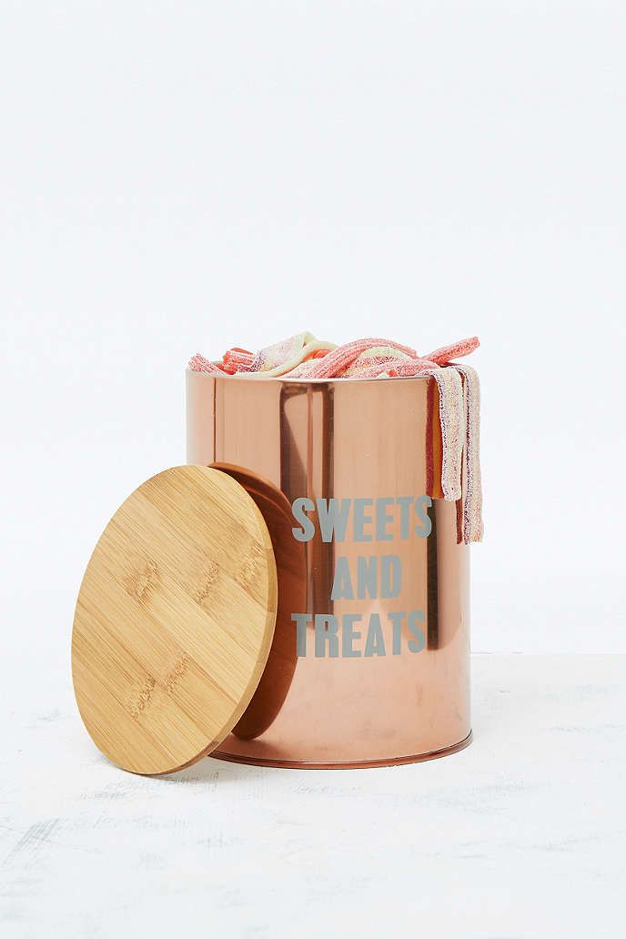 Sweet Treats Storage Container Storage Containers Rose