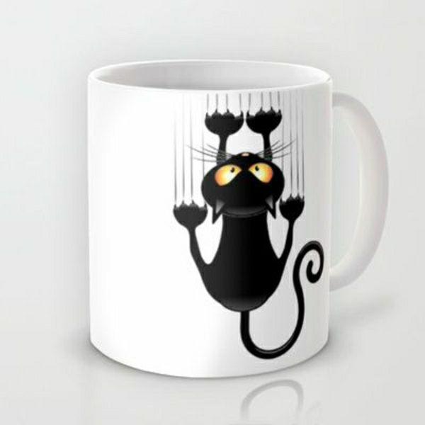 la tasse personnalis e est si amusante cups cat and sharpie
