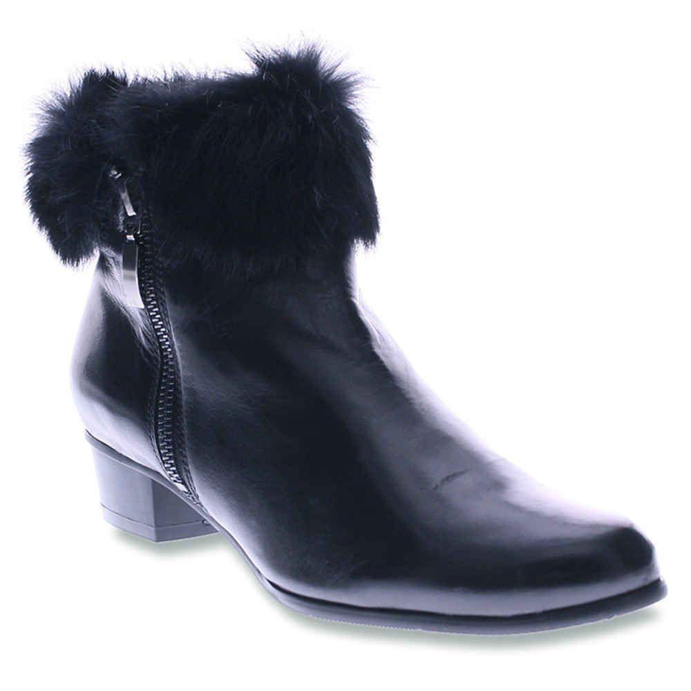 Spring Step Burnside Ankle Boot (Women's) ItNMknJsTP