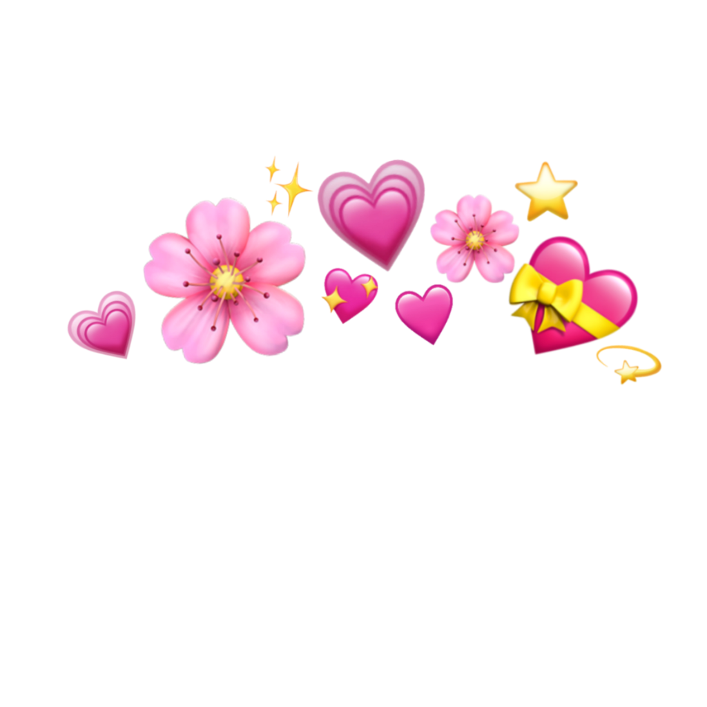 Emoji Crown Hearts Emojis Tumblr Icon Fotos De Adesivos Imagens Png Tumblr Adesivos Para Fotos