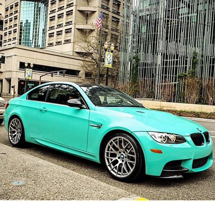 Bmw Z4 Reliability: BMW E92 M3 Green