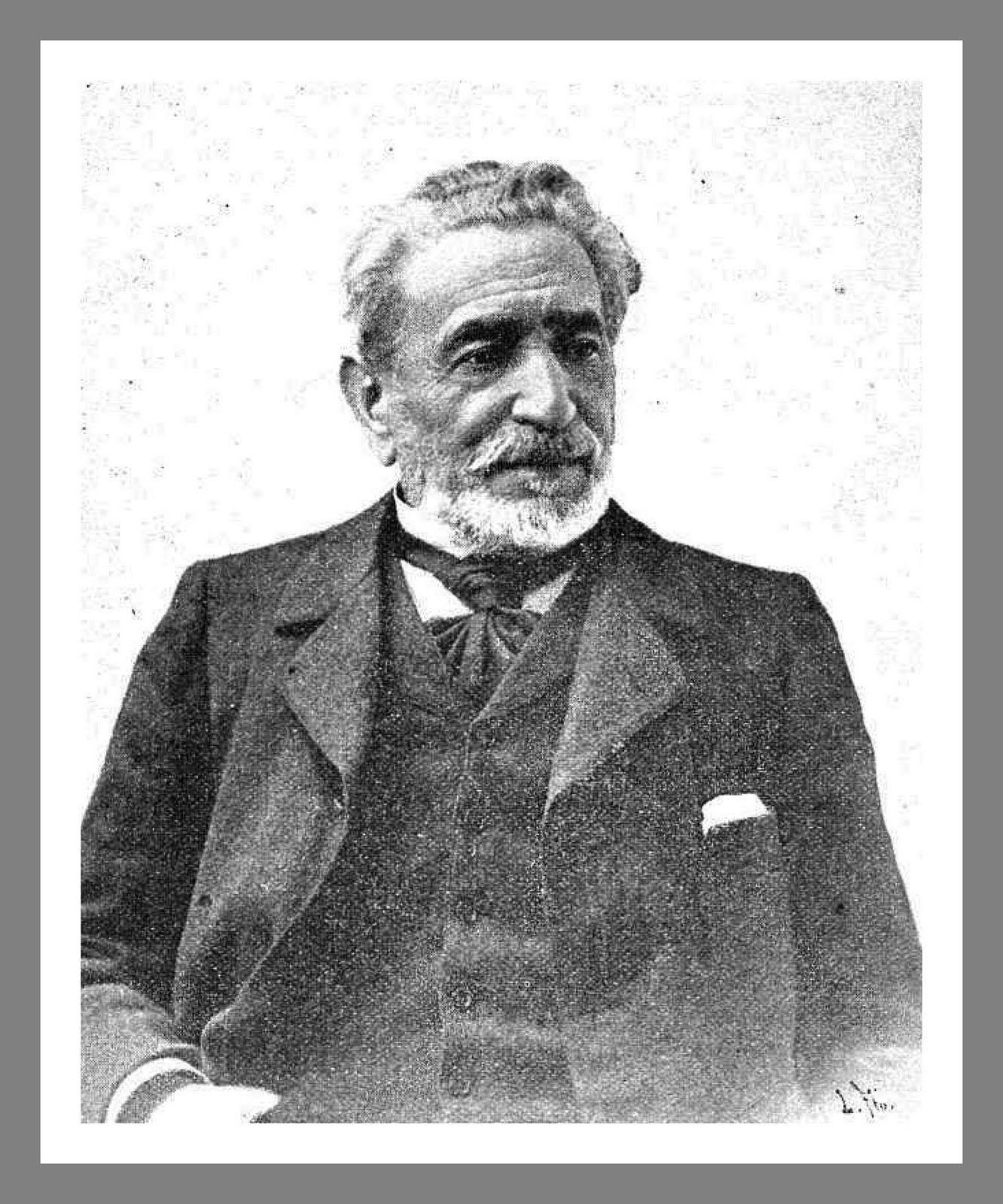 Españoles - Práxedes Mateo Sagasta y Escolar (presidente de Gobierno en 1898)