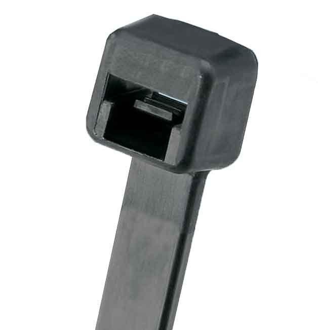 """Cable Tie, 5.6"""", Miniature cross section, 1.25"""" Bundle, 100/pk"""