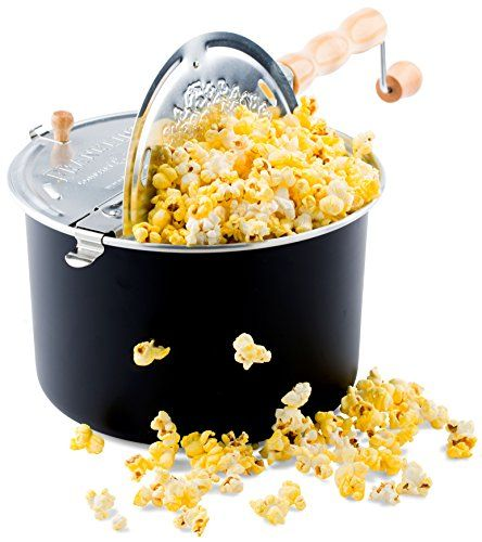 Cinnamon Sugar Kettle Corn Recipe Best Microwave Popcorn
