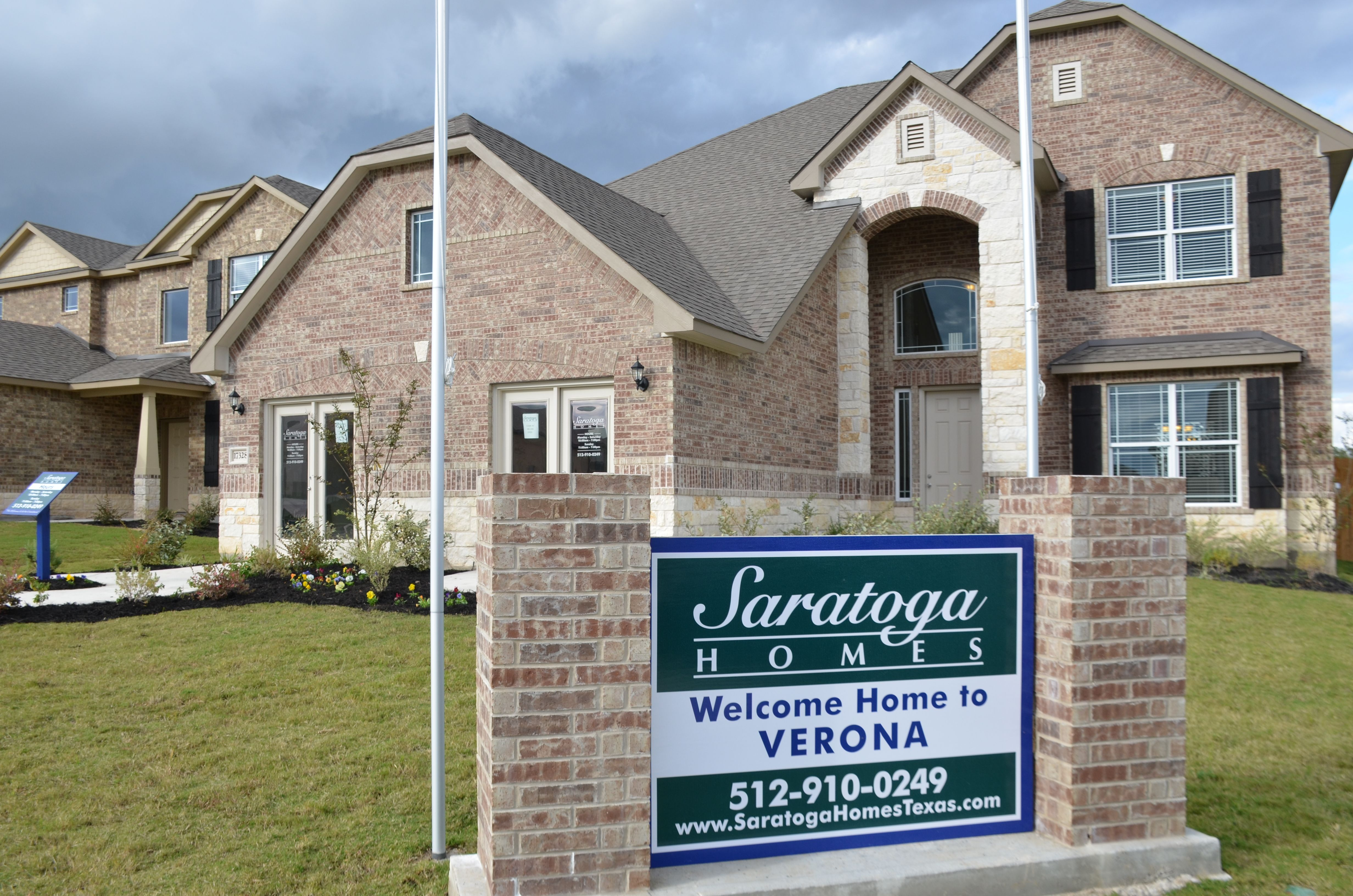 Verona by Saratoga Homes: 17328 Gabbro Drive Pflugerville, TX 78660