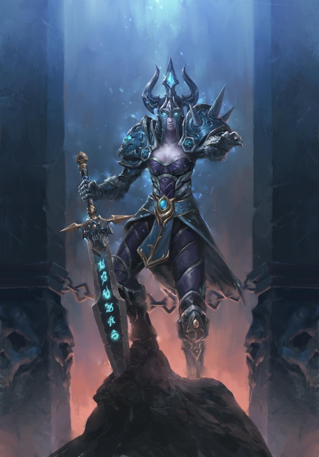 Картинки рыцаря смерти