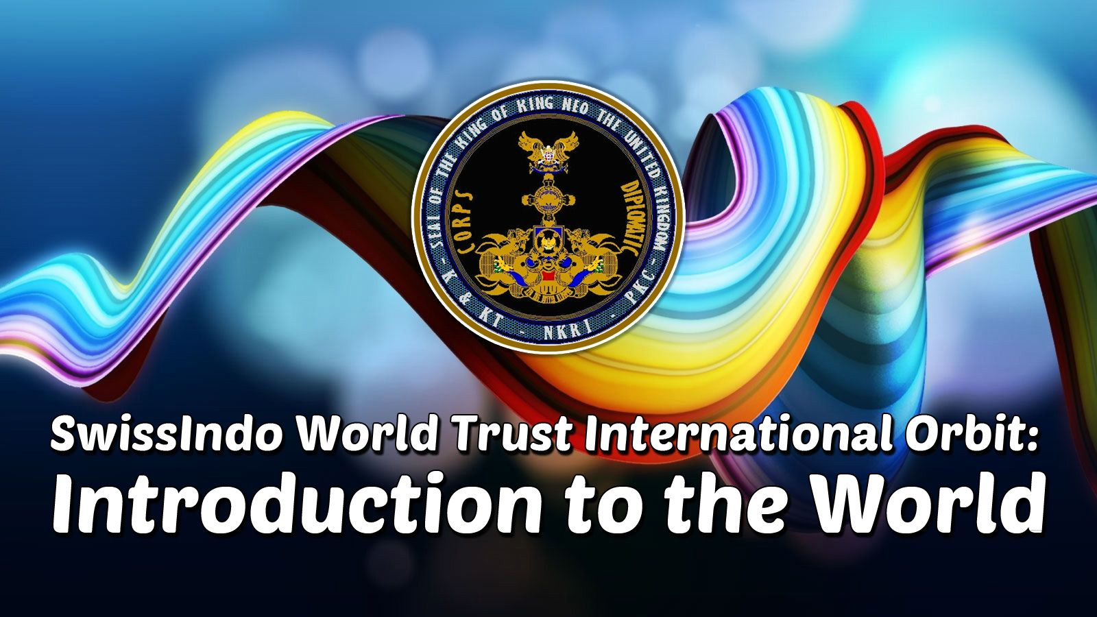 Swissindo Introduction To The World World Peace And Love Introduction