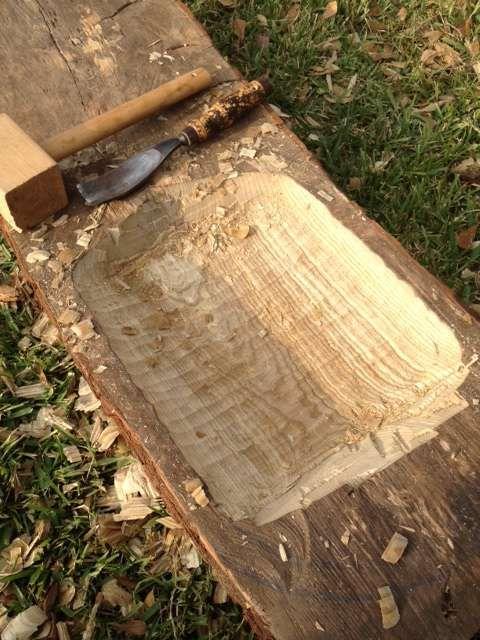 Eine holzschale schnitzen bildanleitung carving a dough