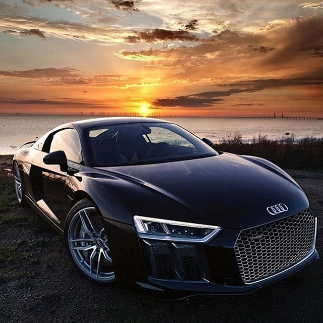 Audi R8 V10 Plus 🔥 #TheAffluentLeague Courtesy Of