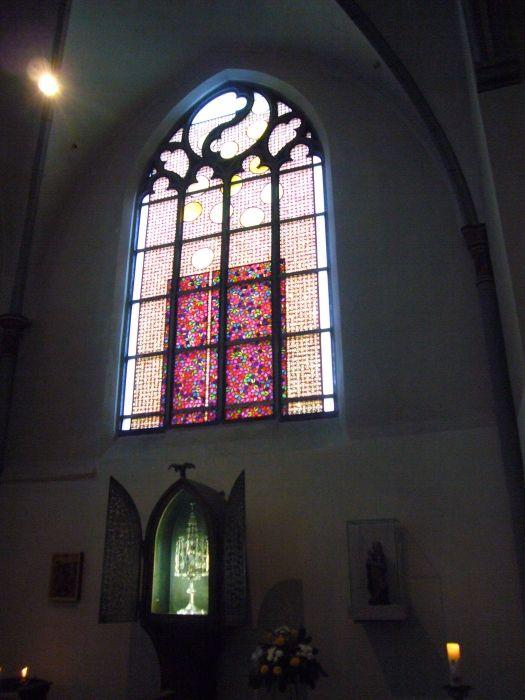 Karl Martin Hartmann: Cath. Church St. Nicolai, Kalkar, Germany (3/6) | DERIX GLASSTUDIOS Taunusstein