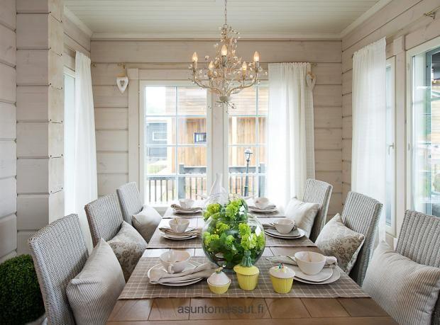 Kimara Anastasia - Ruokailuhuone | Asuntomessut