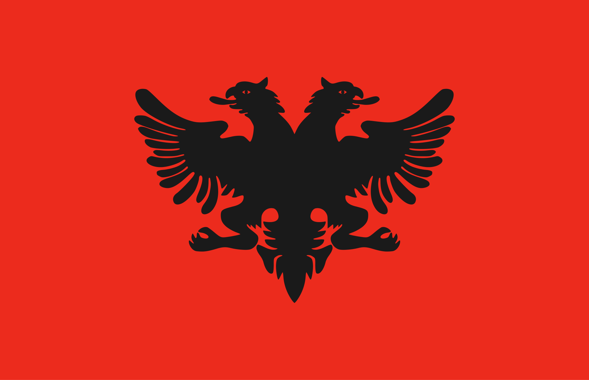 Flag Of Albania History Design And Pictures Albania Flag National Flag Albania