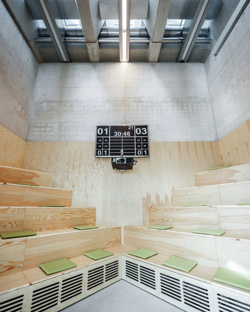Consejo Constitución debate  COBE completes new headquarters for adidas in southern germany