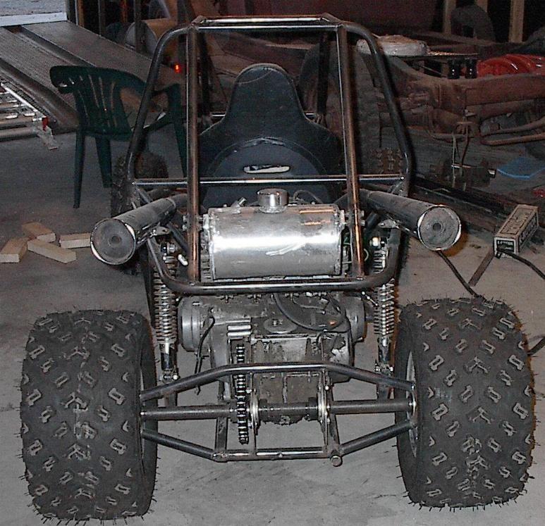 Resultado de imagen para tube chassis go kart   Ruedas   Pinterest ...