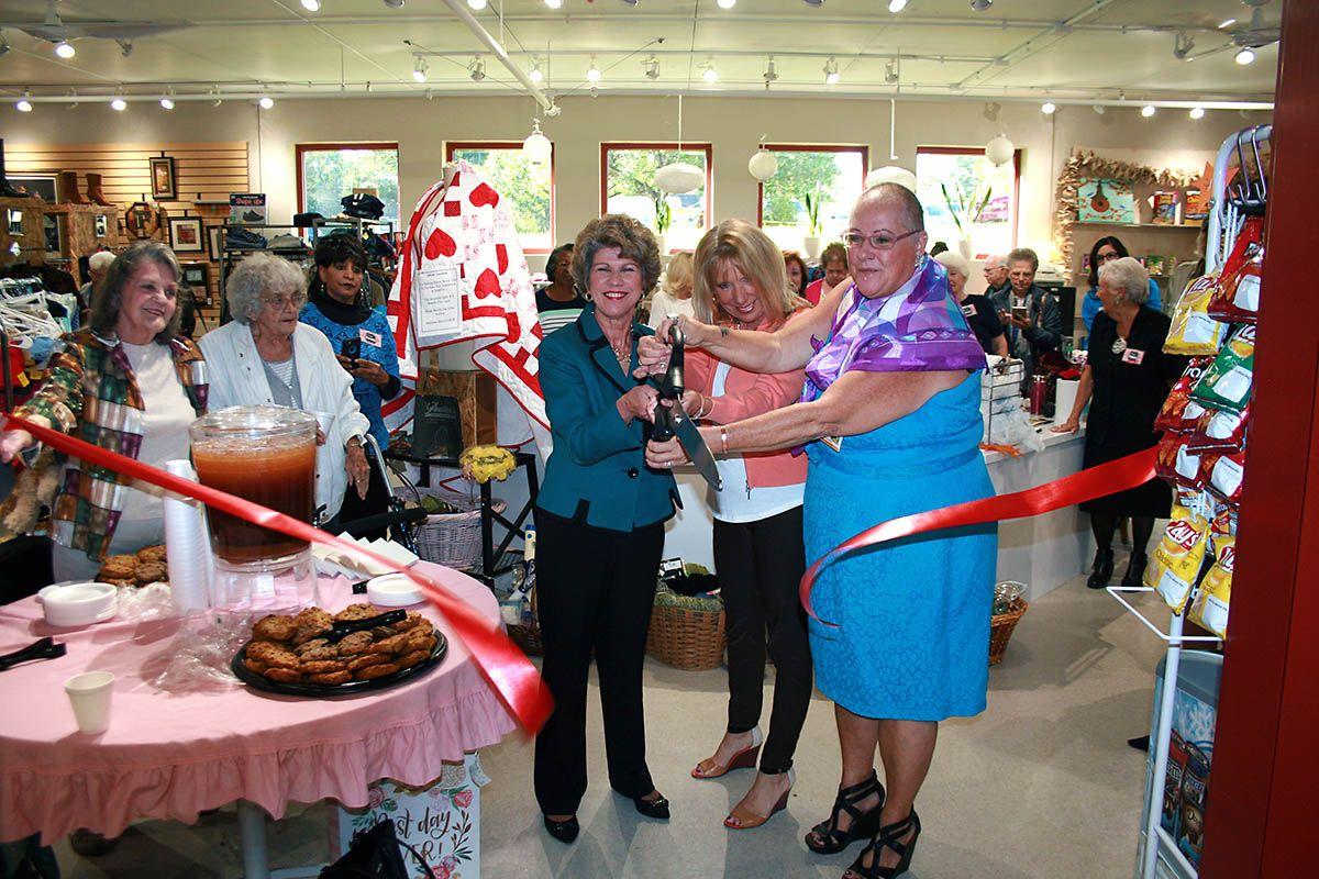 Clarksvilles ajax turner senior center opens new thrift