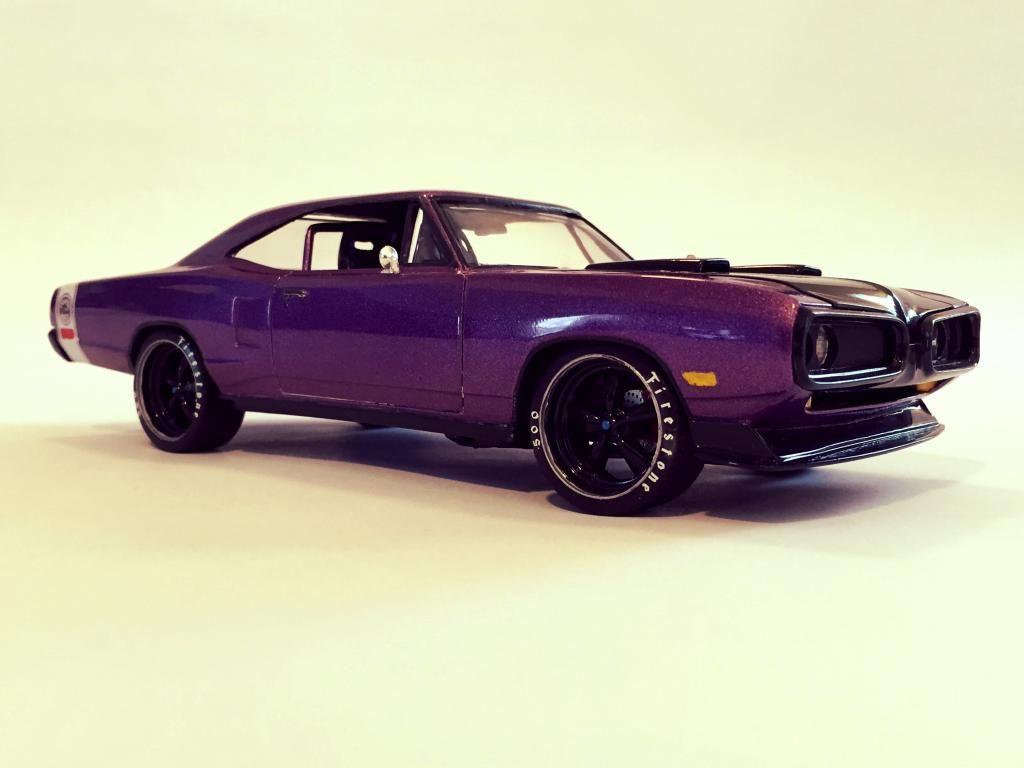 70 Dodge Super Bee Restomod Scale Models Cars Car Model Scale Models