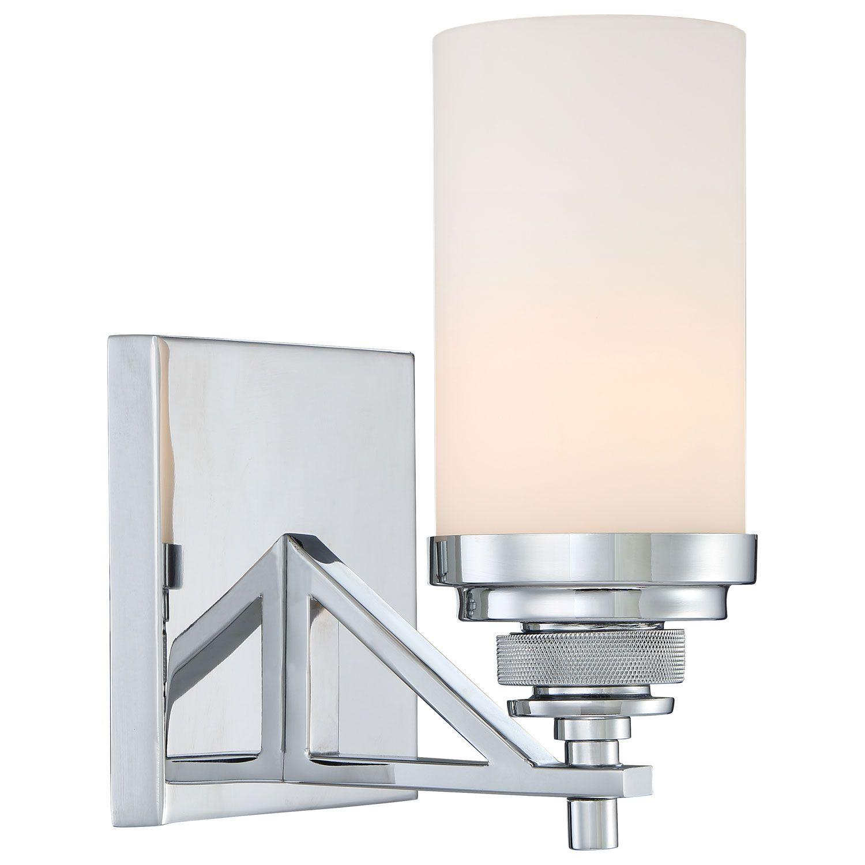 Minka Lavery Brushcreek Chrome One Light Vanity On SALE