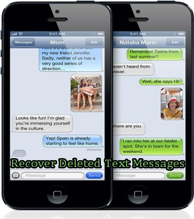 How to Find Deleted Text Messages from iPhone - Quora | Techno info
