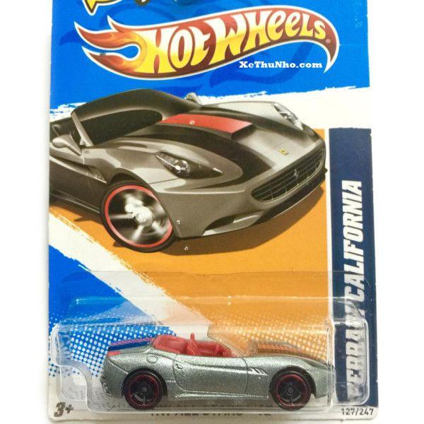 Hot Wheels - Ferrari California #HotWheels #Ferrari # ...