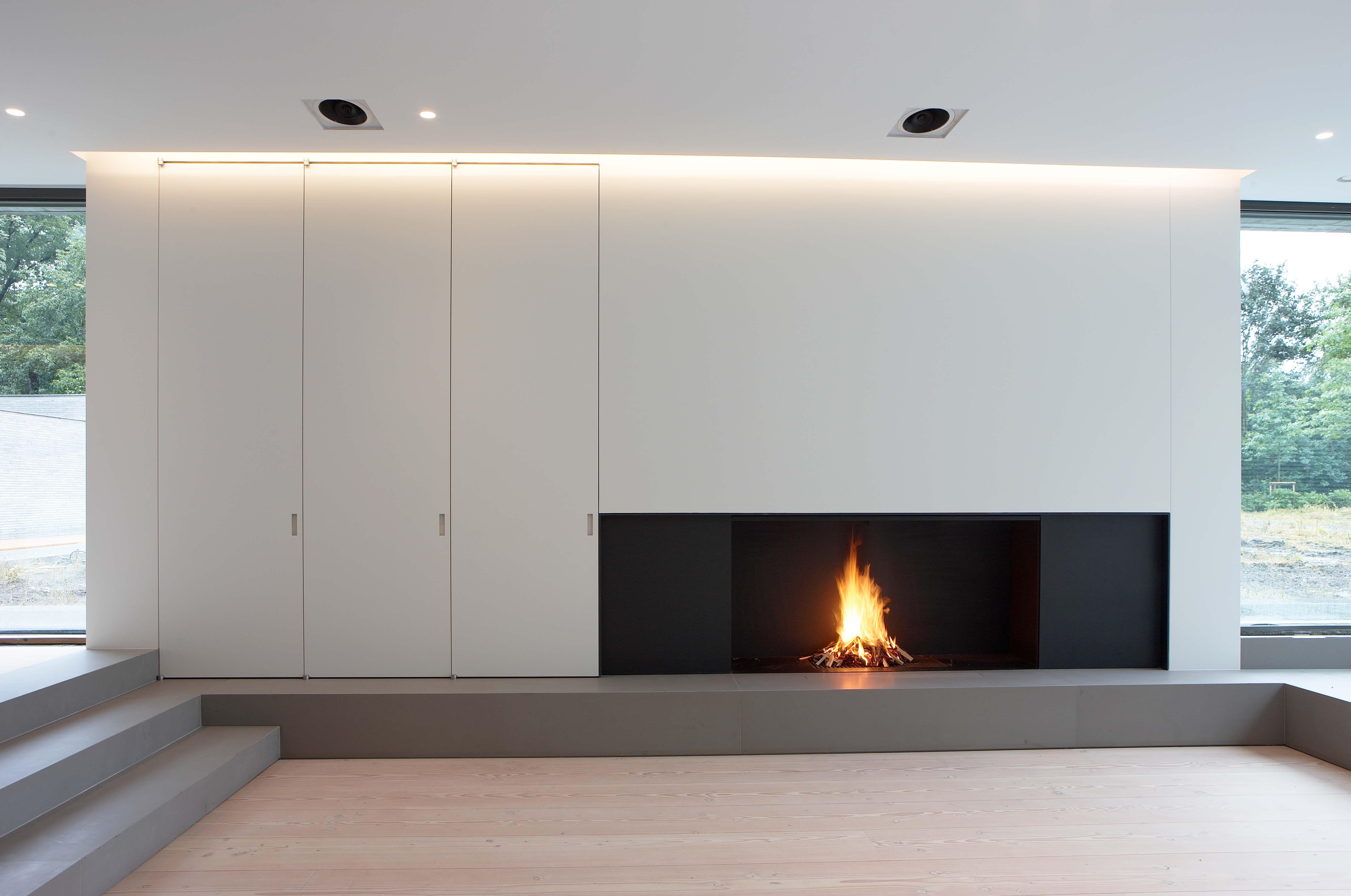 pin von c line dufresne auf foyer fireplace pinterest ofen und h uschen. Black Bedroom Furniture Sets. Home Design Ideas
