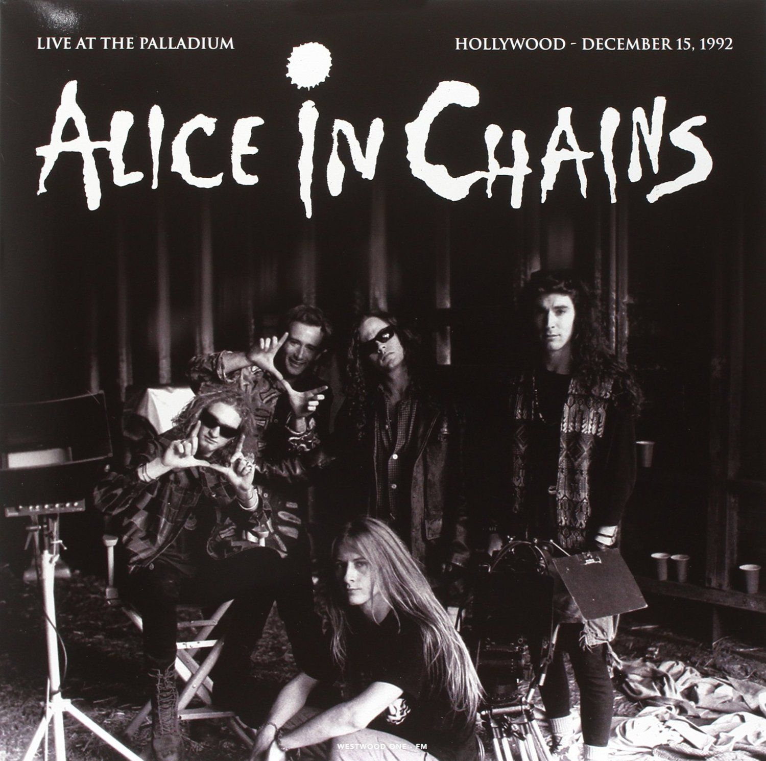 Alice In Chains Live At The Palladium Hollywood Vinyl Alice