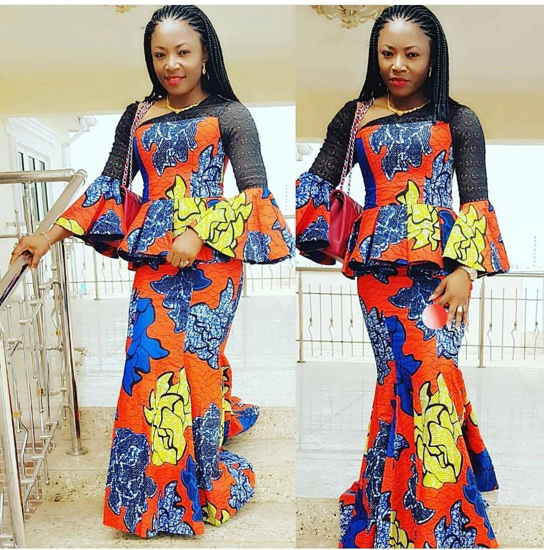b0c8a5bfd8 The Best In Ankara Fashion For The Year 2018 - Wedding Digest Naija ...
