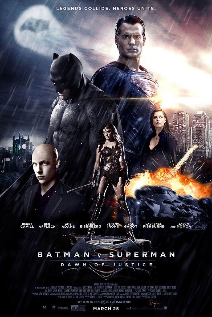 Batman Vs Superman Stream Deutsch Kinox
