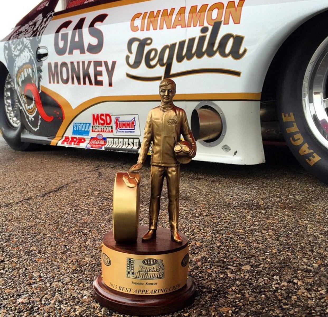 Gas Monkey Garage Rally Car