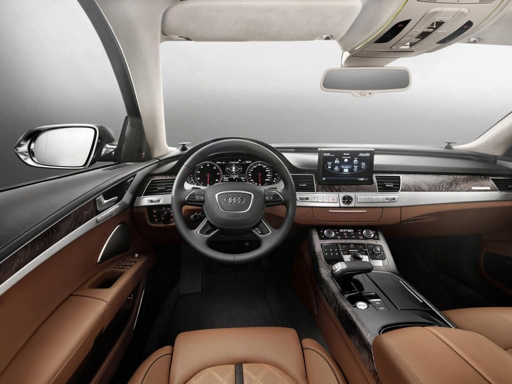 2015 Audi A8 L W12 Exclusive Concept New Photos Audi a8