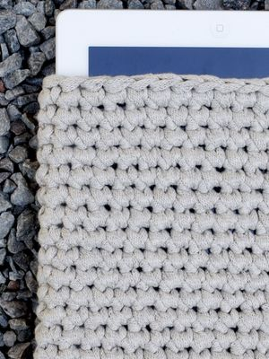 iPad-kotelo Novita Tuubi | Novita knits