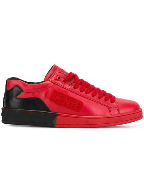 8c1062600b  kenzo  shoes  sneakers Red Sneakers
