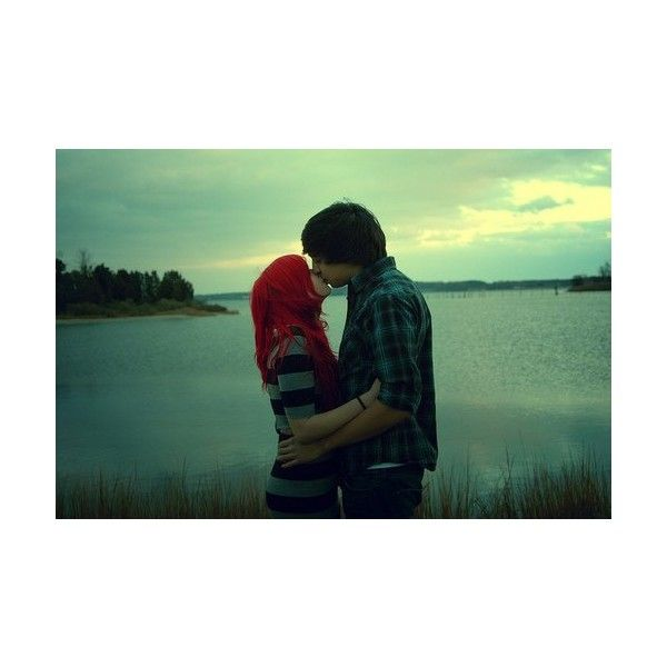 scene couple | Tumblr ❤ liked on Polyvore featuring couples